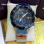 Casio Edifice EFR-539D-142VUEF Red Bull