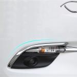 คิ้วไฟตัดหมอกหน้าโครเมียม Mazda3