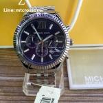 Michael Kors MK8280 Mens Chronograph Silver Watch