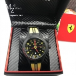 Ferrari Scuderia Race Day Seriers - Yellow Strap