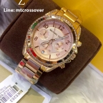 Michael Kors Women's MK5263 Blair Analog Display Analog Quartz Rose Gold Watch