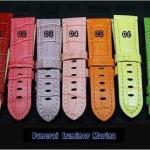 Panerai Strap - สายหนังนาฬิกา Panerai