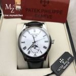 Patek Philippe 5396G Annual Calendar Moonphase - White Dial Stainless