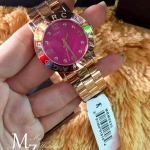 Marc by Marc Women's Amy MBM8625 Pink Stainless-Steel Analog Quartz Watch