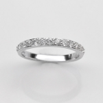 แหวนพลอยแท้แหวนเงิน925 พลอย เพชร CZ ตัวเรือน ชุบทองคำขาว