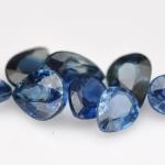 พลอยไพลิน (Blue Sapphire) พลอยธรรมชาติแท้ น้ำหนัก 2.45 กะรัต