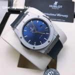 Hublot Classic Fusion - Blue Silicone