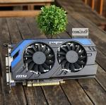 MSI GTX650Ti Hawk (LIMITED DISTRICT) 1GB/DDR5