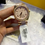 Michael Kors MK6135 Gold Plated Stainless Steel Case Rose Gold Gold Plated Stainless Steel Mineral Women's Watch