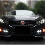 ไฟ Daylight V.6 (Pulse) CIVIC