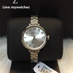 MARC BY MARC JACOBS Sally Silver Dial Stainless Steel Ladies Watch MBM3362