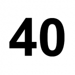 [C40] :: 40