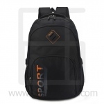 Travel, Leisure, Vacation Backpack, Rucksack, Waterproof, light weight, color letter sport