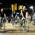 การออกกำลังตอนกลางคืน by เทรนเนอร์จักรยาน Bike Trainer Thailand
