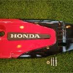 ฝาปิดห้องเครื่อง Type R logo Honda