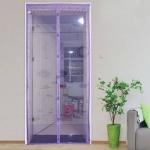 ตัวอย่างการติดตั้งที่ถูกวิธีทำให้ได้ม่านประตูกันยุงที่สวยงามแก่ห้องของคุณ