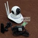 กล้องวงจรปิด IP CAMERA Wi-Fi 720P Lens 3.6mm