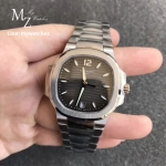 Patek Philippe Nautils 7118/1A Ladies PF Factory - Grey Dial