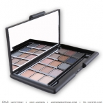 MEI LINDA COLOR BLOCK EYESHADOW PALETTE : 02 SEXY NIGHT