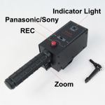 DV remote controller EZ-LANC for LANC or CAM REMOTE with indicator light for recording