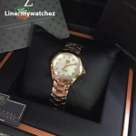 Tag Heuer Link 200 Meters Lady - Pink Gold White Dial