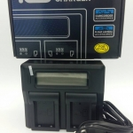 DUALBATTERY CHARGER FOR SONY NP-FW50