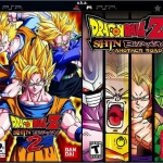 [JXD s7800] รีวิว EmulatorPSP Dragon Ball Z