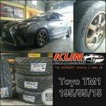 Toyo TM1 > 195/55/15