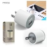 ตัวชาร์จไฟบ้าน PRODA USB 1.0A