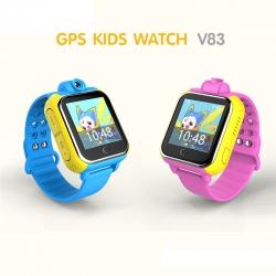 Sentra V83 นาฬิกาเด็ก GPS Smart watch kid นาฬิกาโทรศัพท์ได้ ไว้ติดตามเด็ก ระบบแอนดรอย