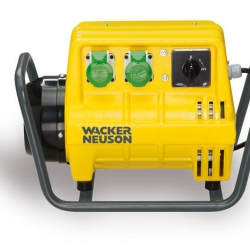 WACKER NEUSON เครื่องแปลงความถี่อิเล็กทรอนิกส์ รุ่น FU