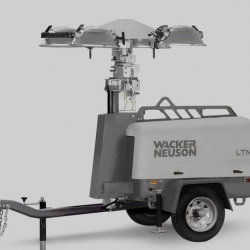 WACKER NEUSON Light Towers รุ่น Narrow Body, Vertical Mast (Premium)