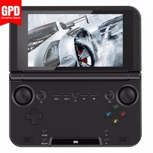 GPD แทปเล็ต XD ความจุ 16GB Quad Core จอ5นิ้ว H-IPS สำหรับเกม Andriod และ คอนโซลเกม (Black)