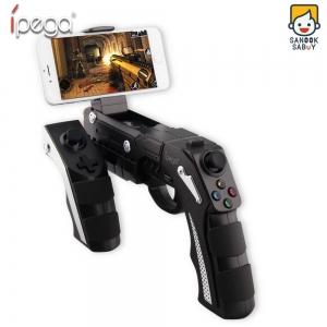 จอย บูลทูลไร้สาย iPega PG-9057 Shooting Game controller Gamepad Joystick สำหรับ iOS,Android,PC