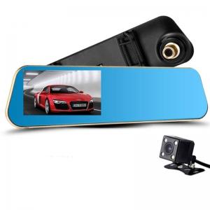 กล้องช่วยถอยหลัง rear camera และ กระจกมองหลังมอนิเตอร์ 7 นิ้ว mirror rear view