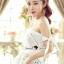 Seoul Secret Say's... Smoking Daisy Bowy Open Shoulder Blouse thumbnail 5