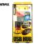 ที่ชาร์จ REMAX USB 4 Ports 5V.-6A. thumbnail 1