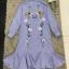 เสื้อผ้าแฟชั่นเกาหลี Lady Ribbon Thailand Normal Ally Present Embroider Secret gardens new S.P brand collection thumbnail 5