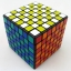 รูบิค ShengShou Mini 7x7x7 LingLong 69mm Speed Puzzle Cube thumbnail 3