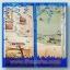 ม่านหน้าต่างกันยุง ก110xส150 ซม.แบบพิมพ์ลาย 6สี 6ลาย thumbnail 2