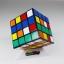 รูบิค ShengShou 4x4x4 V5 Speed Puzzle Cube thumbnail 6