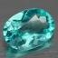 พลอยอะพาไทต์ (Apatite) พลอยธรรมชาติแท้ น้ำหนัก 0.70 กะรัต thumbnail 2