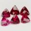 พลอยโกเมน (Rhodolite Garnet) พลอยธรรมชาติแท้ น้ำหนัก 3.95 กะรัต thumbnail 1