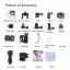 กล้อง Action Camera - รุ่น SJ4000 รุ่น WIFI แท้ พร้อมเมม 32GB* thumbnail 8