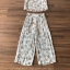 เสื้อผ้าแฟชั่นเกาหลี Lady Ribbon Thailand Seoul Secret Say's...Sweet Pastel Flower Pattern Set thumbnail 3