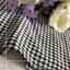 เสื้อผ้าแฟชั่นเกาหลี Lady Ribbon Thailand Seoul Secret Say'...Minidress Scott Black&White Luke Pretty Lady thumbnail 5
