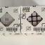 รูบิค Maru 3x3x3 Tiny 3cm DB Mini Speed Puzzle Cube thumbnail 9
