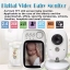 เบบี้มอนิเตอร์ Baby Monitor V603 & Camera กล้องดูแลเด็ก หน้าจอ 3.2นิ้ว ไม่ต้องใช้เน็ท thumbnail 30