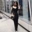 เสื้อผ้าแฟชั่นเกาหลี New Arrival … Don't Miss!! NormalAlly Present P.T.Y boutique playsuit thumbnail 4