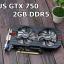 ASUS GTX750 DF-2GB-DDR5 thumbnail 1